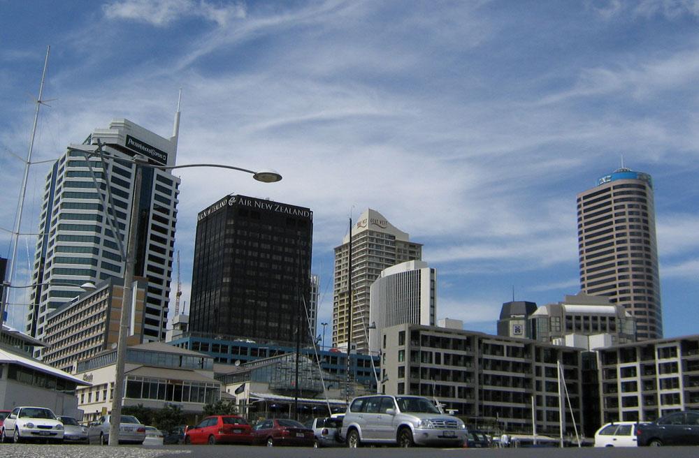 Auckland Nya Zeeland