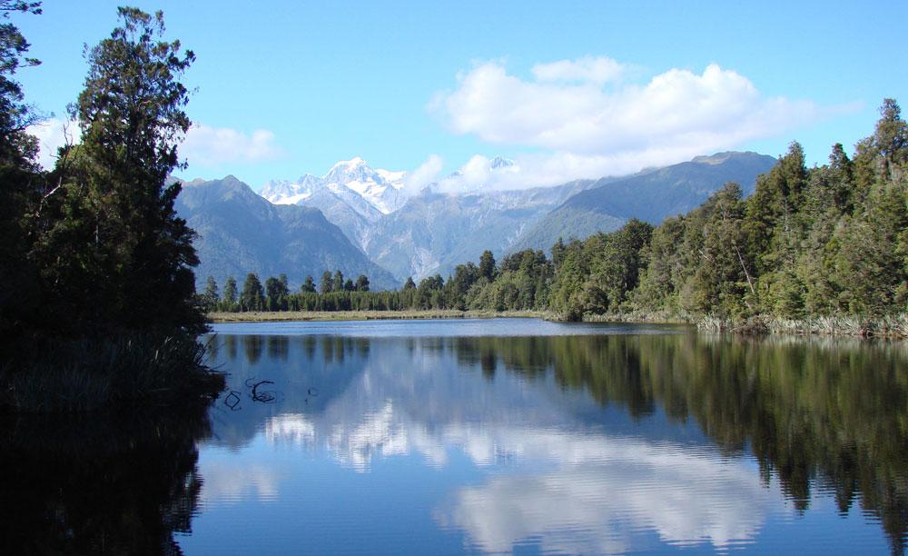 Mount Cook, Nya Zeeland