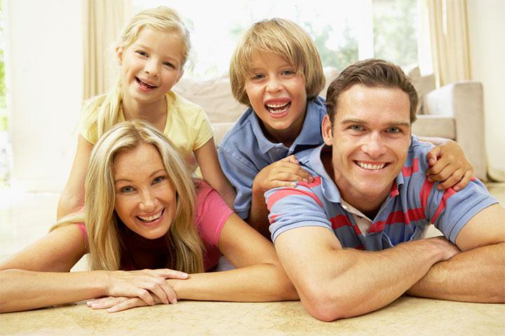 En riktigt go familj som jag har äran att känna