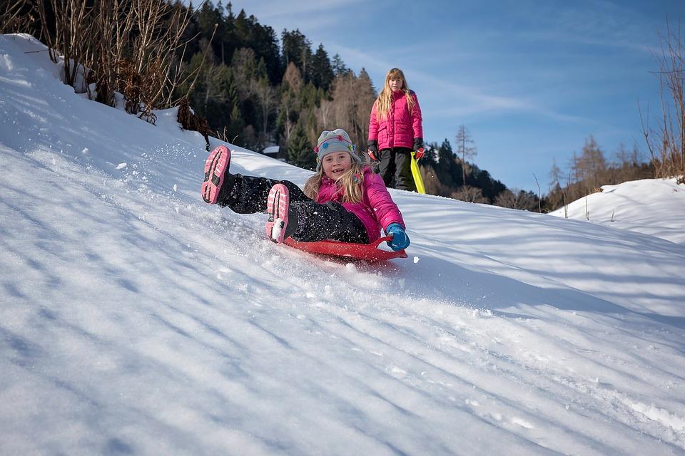 Vinterjackor barn